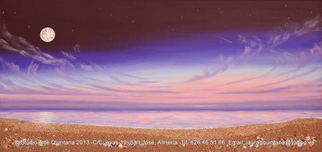 Luna Llena en el Playazo