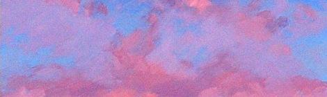 Estudio. Nube rosa.