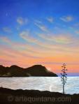 Amanecer en la Calilla (Detalle) 23x30 cm