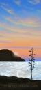Amanecer en la Calilla (Detalle en Vertical) 60x27cm copia